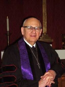 Pastor Harring